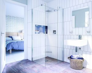 walk-in shower crawley